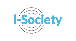 i-Society logo