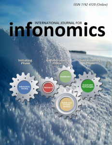 International Journal for Infonomics (IJI)