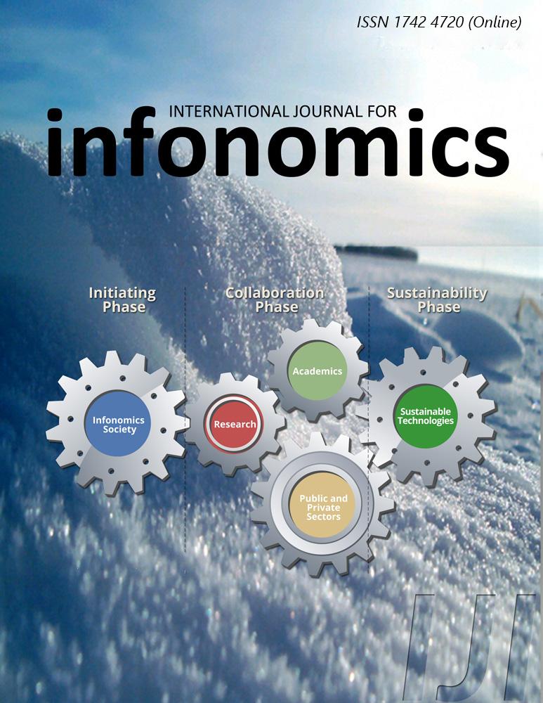 International Journal for Infonomics (IJI) - Infonomics Society