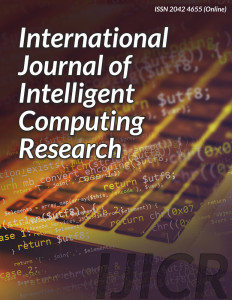 International Journal of Intelligent Computing Research (IJICR)