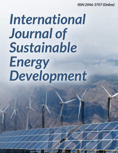 International Journal of Sustainable Energy Development (IJSED)
