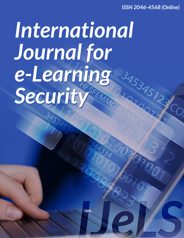 International Journal for e-Learning Security