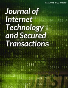 Journal of Internet Technology and Secured Transaction